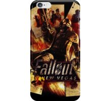 Fallout New Vegas iPhone Case/Skin