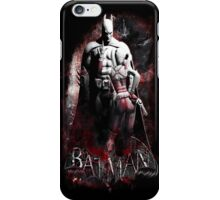 Batman & Harley Quinn Arkham City iPhone Case/Skin