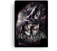 Batman Arkham City Canvas Print