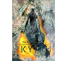 Skyrim Photographic Print