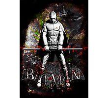 Batman Arkham City Robin Photographic Print