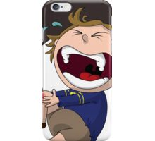 Skinned Knee of Hurtyness iPhone Case/Skin