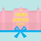 The Grand Budapest Hotel-minimal by Anniebradsw