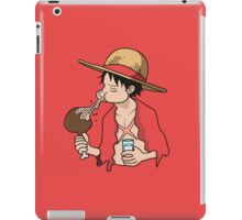ONE PIECE: Midnight Snack Luffy iPad Case/Skin
