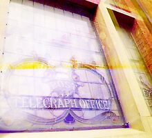 Telegraph Office by Jenn Winterbine