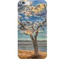 If leaves were clouds iPhone Case/Skin