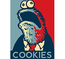 COOKIES we can believe in! Photographic Print
