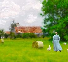 God's Little Acre by MaryTimman