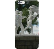 I grew up, casted...... iPhone Case/Skin