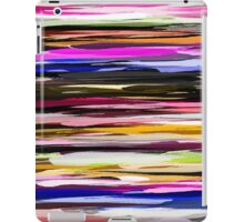 Watercolor Colored Abstract Background iPad Case/Skin