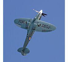 "Supermarine Spitfire PR.XIX PS915 ""The Last"" Photographic Print"