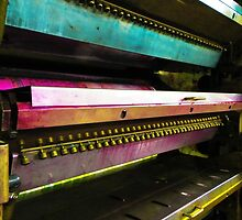 Commercial Printing - CMYK by SRowe Art