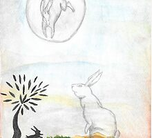 Watership Down by adrawndisorder