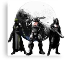 Destiny Guardians Canvas Print
