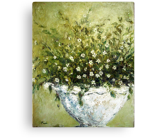 BACOPA EXPLOSION Canvas Print