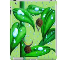 Playing in the Rain iPad Case/Skin
