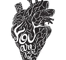 You are part of me by Matthew Taylor Wilson