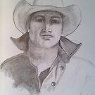Cowboy Dream by Lorelle Gromus