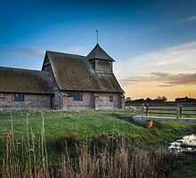 Fairfield Church by Sue Martin