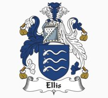 Ellis Coat of Arms / Ellis Family Crest by ScotlandForever