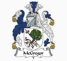 McGregor Coat of Arms / McGregor Family Crest by ScotlandForever