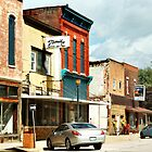 Downtown Polo, Illinois by Nadya Johnson