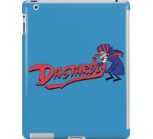 Dastardly  iPad Case/Skin