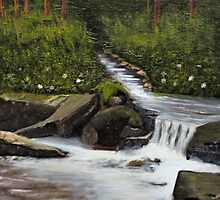 Streams of Living Water by © Bob Hall