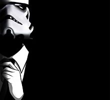 GQ Stormtrooper by AaronsSketchPad