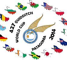 2014 Quidditch World Cup by Rurisk