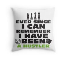 Ever Since I can Remember Throw Pillow