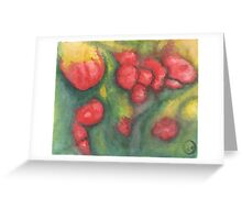 Roses Gone Wild Greeting Card