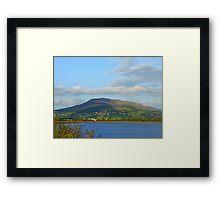 An Inch Island View............................................Ireland Framed Print