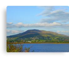An Inch Island View............................................Ireland Canvas Print