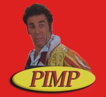 Cosmo Kramer from Seinfeld as a pimp by King84
