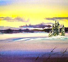Frozen Sentinels... by ©Janis Zroback