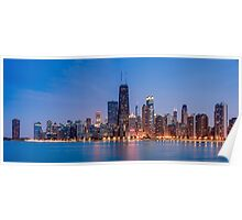 Chicago Waterfront Poster