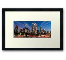 Los Angeles Framed Print