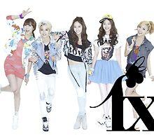 KPOP FX F(X)  by ChiSugoi