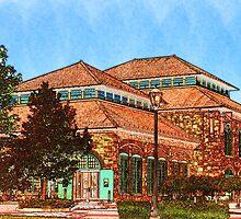 Phoenixville Foundry Building by Michael  Porchik