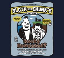 Sloth and Chunk's Ice Cream Kids Clothes
