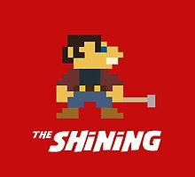8-bit The Shining by Hugo Teffer