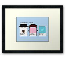 Badtones Framed Print