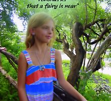 A Fairy Among Us by Charmiene Maxwell-batten