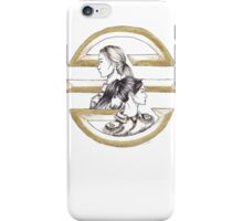 He is Legend, She is Prodigy iPhone Case/Skin