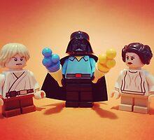 Vader's Weekend by DannyboyH