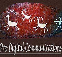 Petroglyph art by DAdeSimone