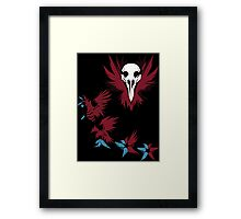 inFamous Villain Framed Print