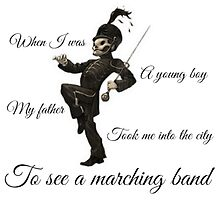 Welcome To The Black Parade by Kaylibella