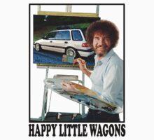 Happy Little Wagons T-Shirt